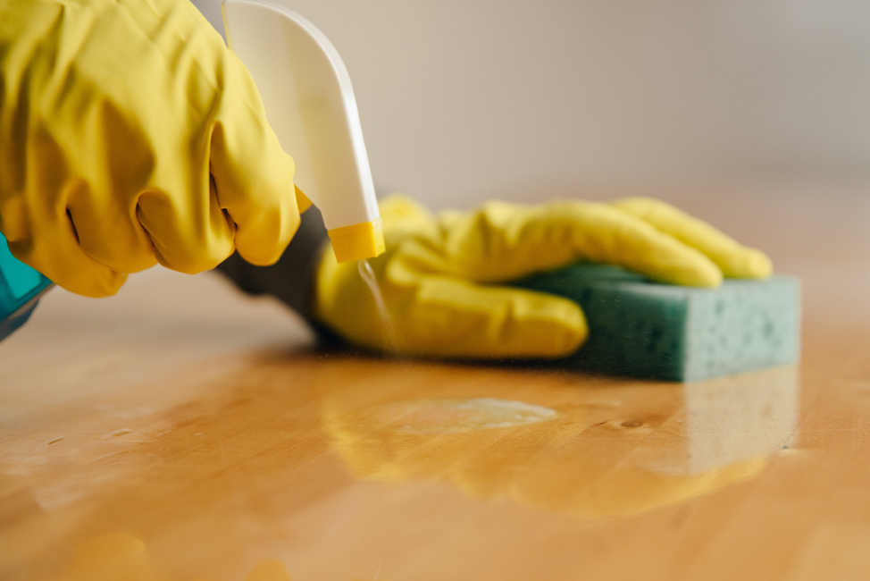 The Best Natural Cleaners That The Pros Use Lily S Cleaning